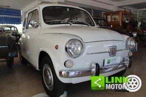 FIAT 600D FANALONA 1969 - ISCRITTA ASI For Sale