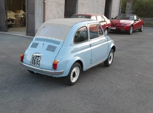 1963 Nuova 500 Trasformabile Beautiful