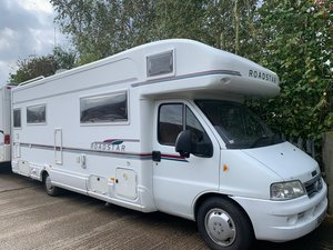 2003 Fiat Ducato Lunar Roadstar 780 6 Berth For Sale