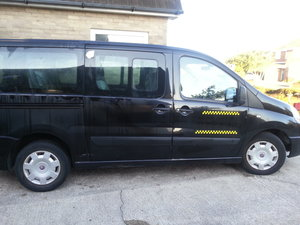 2012 Fiat scudo 130 combi 6 speed  For Sale
