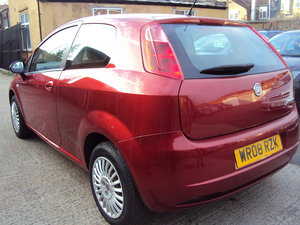 2008 Fiat Punto Active – 1242cc Petrol – With MOT – Low Road Tax  SOLD