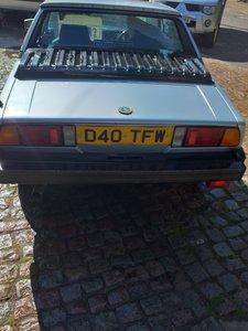 1986 Fiat x19 Classic