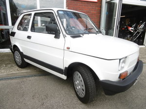 1988 Fiat 126BIS Time warp . UK RHD . ONLY 15000k miles  For Sale