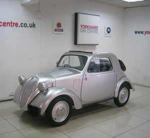 1937 Fiat 500 Topolino Historic Vehicle  For Sale
