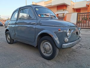 1964 Fiat 500 D Grey For Sale