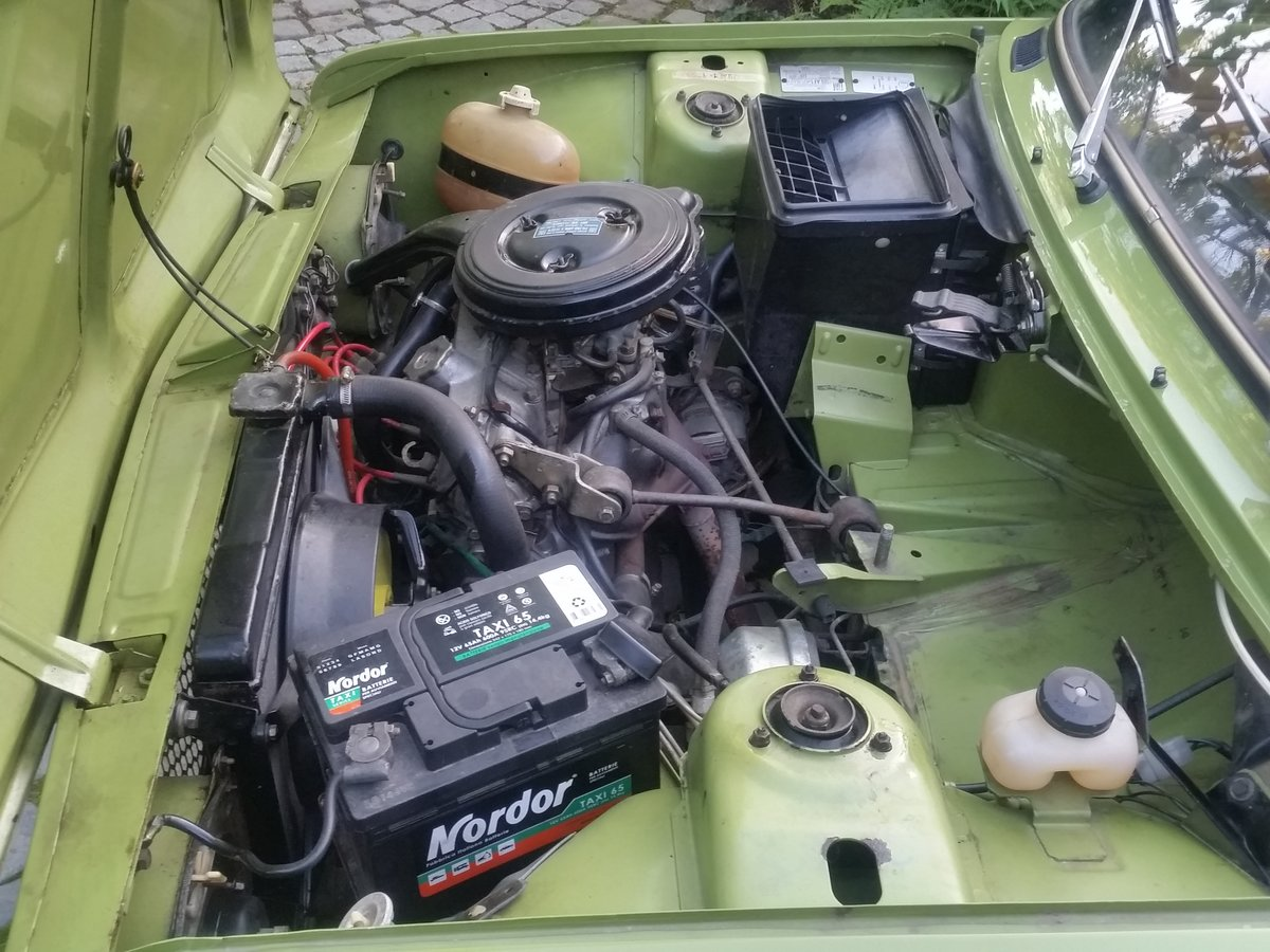1974 Fiat 128 Estate extremely rare 1.3 engine,barnfind For Sale (picture 6 of 6)