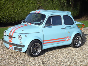 1971 Fiat Abarth 695. Superbly built and presented Show Winner  SOLD