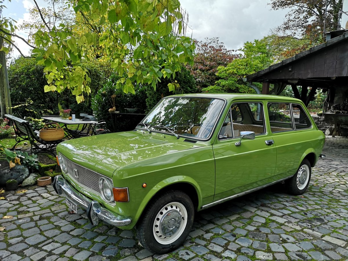 1974 Fiat 128 Estate extremely rare 1.3 engine,barnfind For Sale (picture 1 of 6)