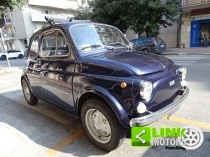 1971 Fiat 500 110F berlina For Sale