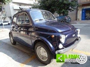 1971 Fiat 500 110F berlina