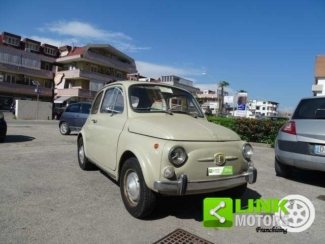 1968 Fiat 500 F For Sale (picture 1 of 6)