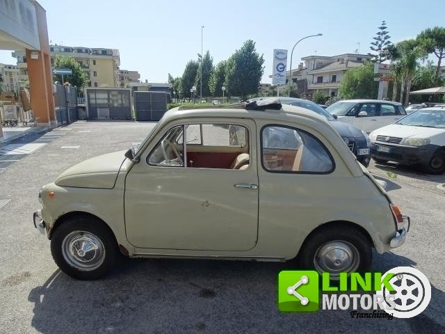 1968 Fiat 500 F For Sale (picture 2 of 6)