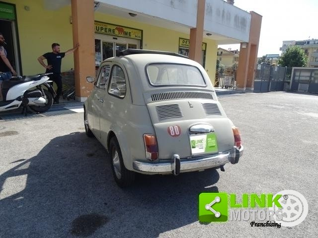 1968 Fiat 500 F For Sale (picture 3 of 6)