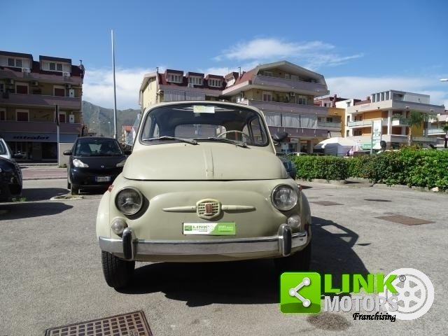 1968 Fiat 500 F For Sale (picture 6 of 6)