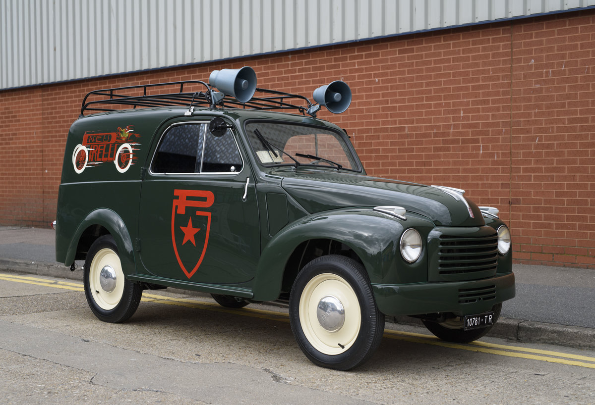 1954 Fiat 500 C Van (LHD) For Sale (picture 2 of 24)