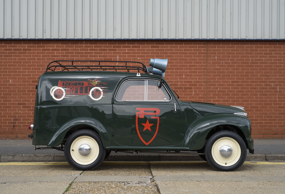 1954 Fiat 500 C Van (LHD) For Sale (picture 5 of 24)