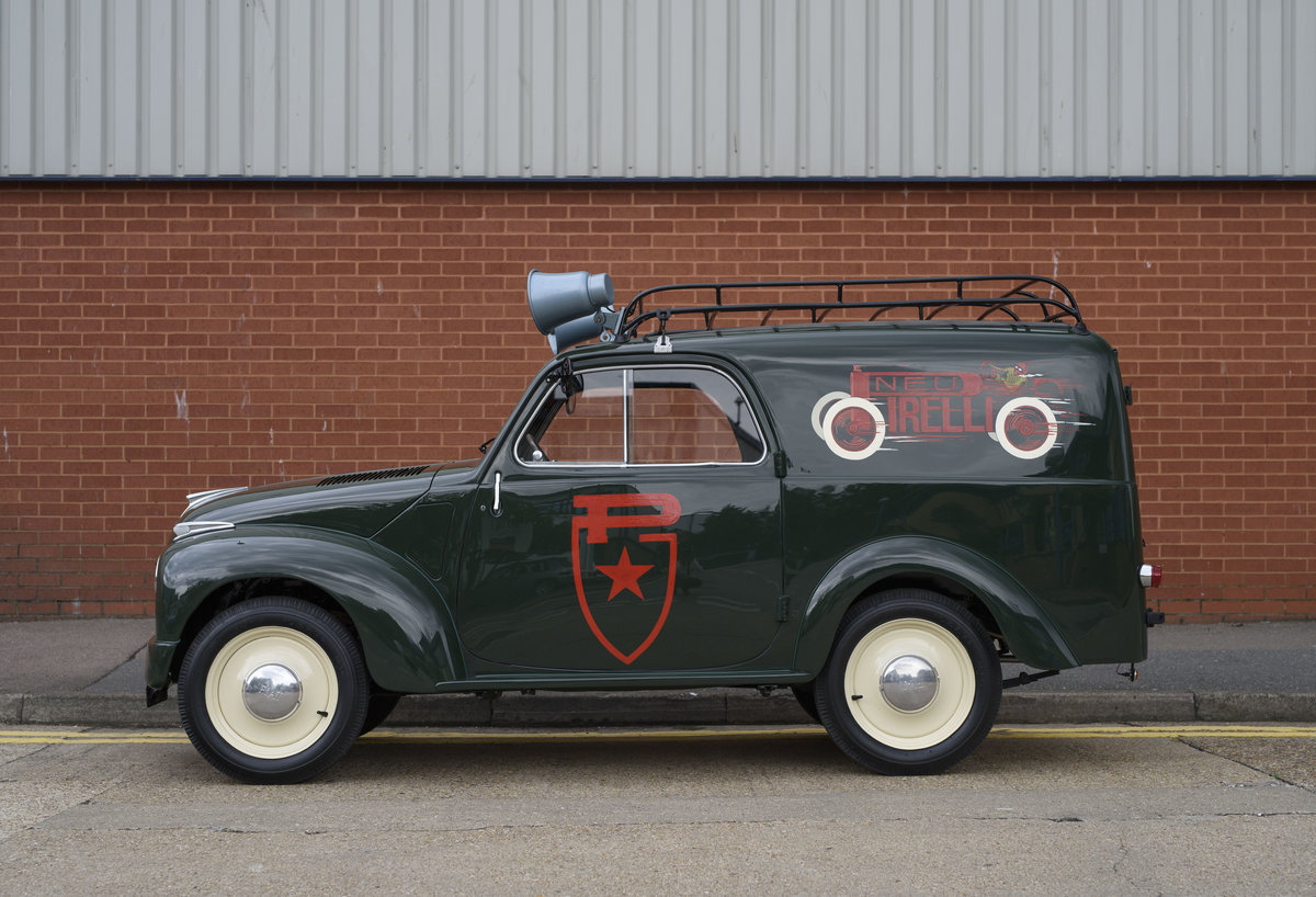 1954 Fiat 500 C Van (LHD) For Sale (picture 6 of 24)