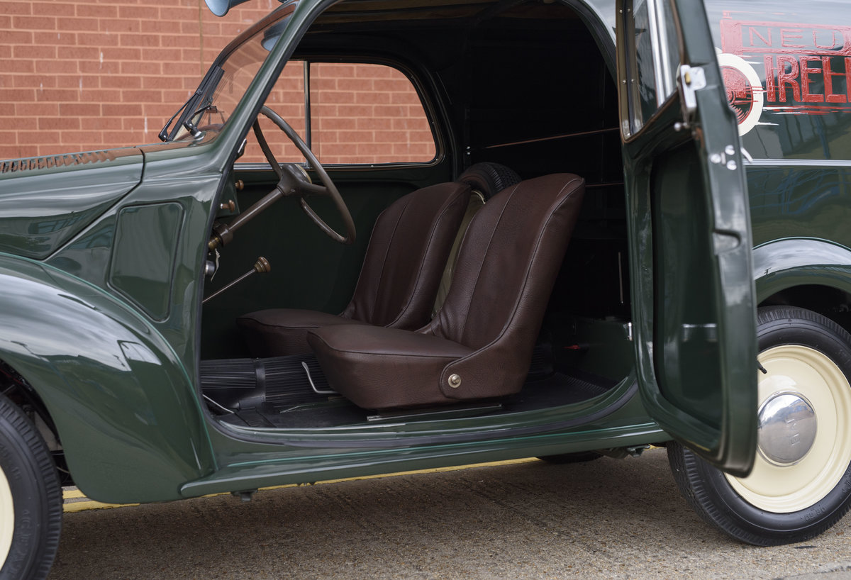 1954 Fiat 500 C Van (LHD) For Sale (picture 16 of 24)