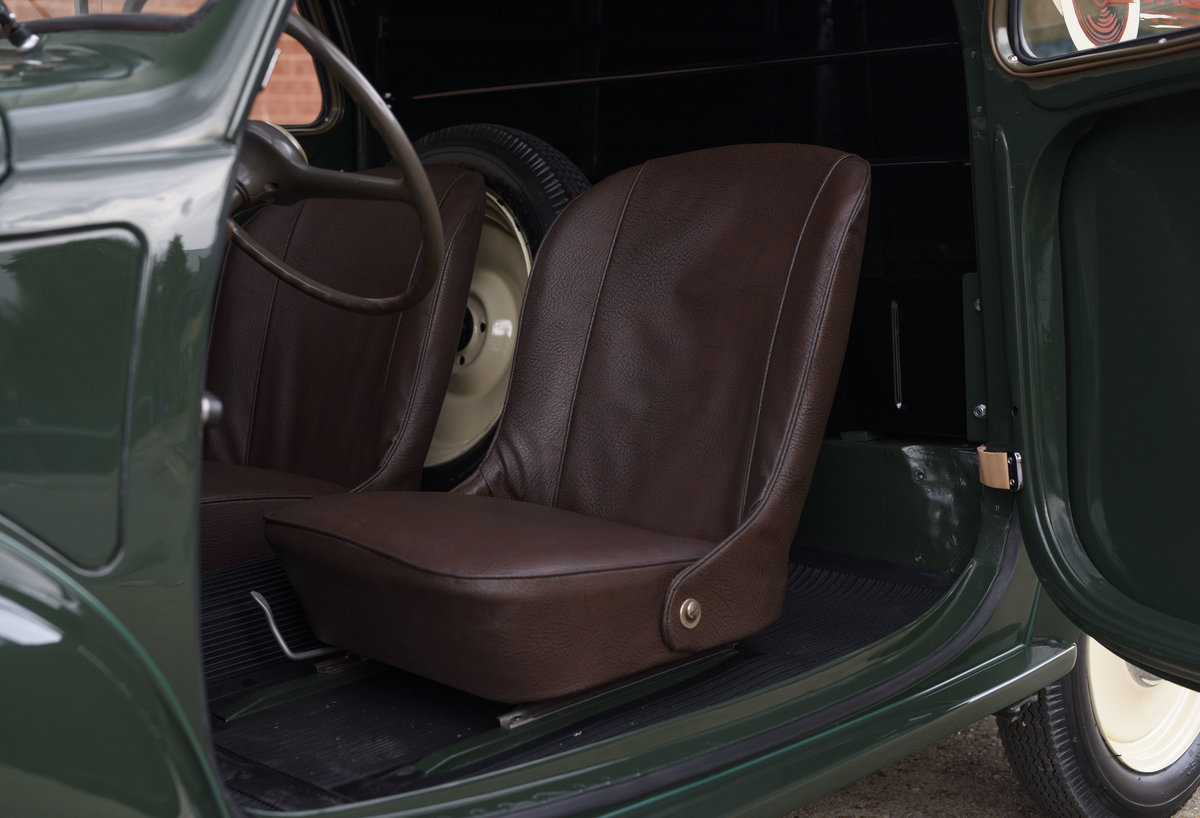 1954 Fiat 500 C Van (LHD) For Sale (picture 18 of 24)