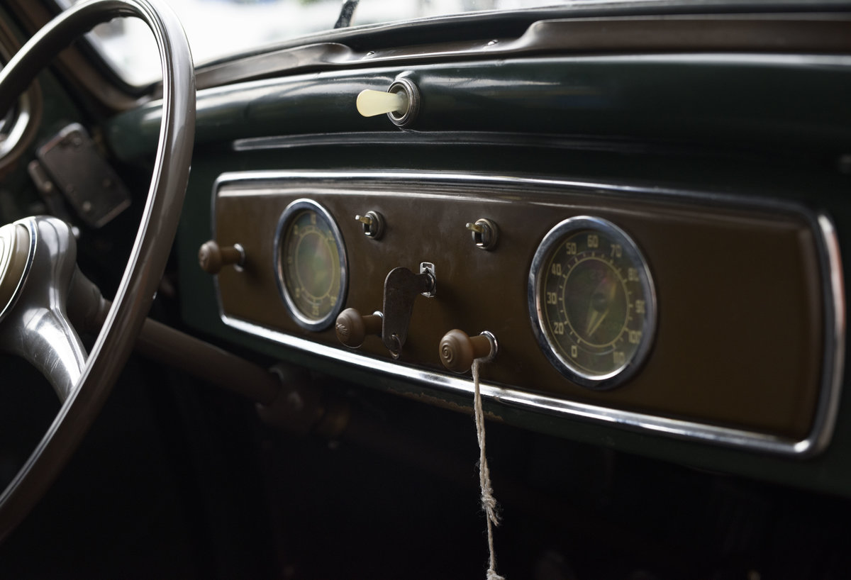 1954 Fiat 500 C Van (LHD) For Sale (picture 19 of 24)