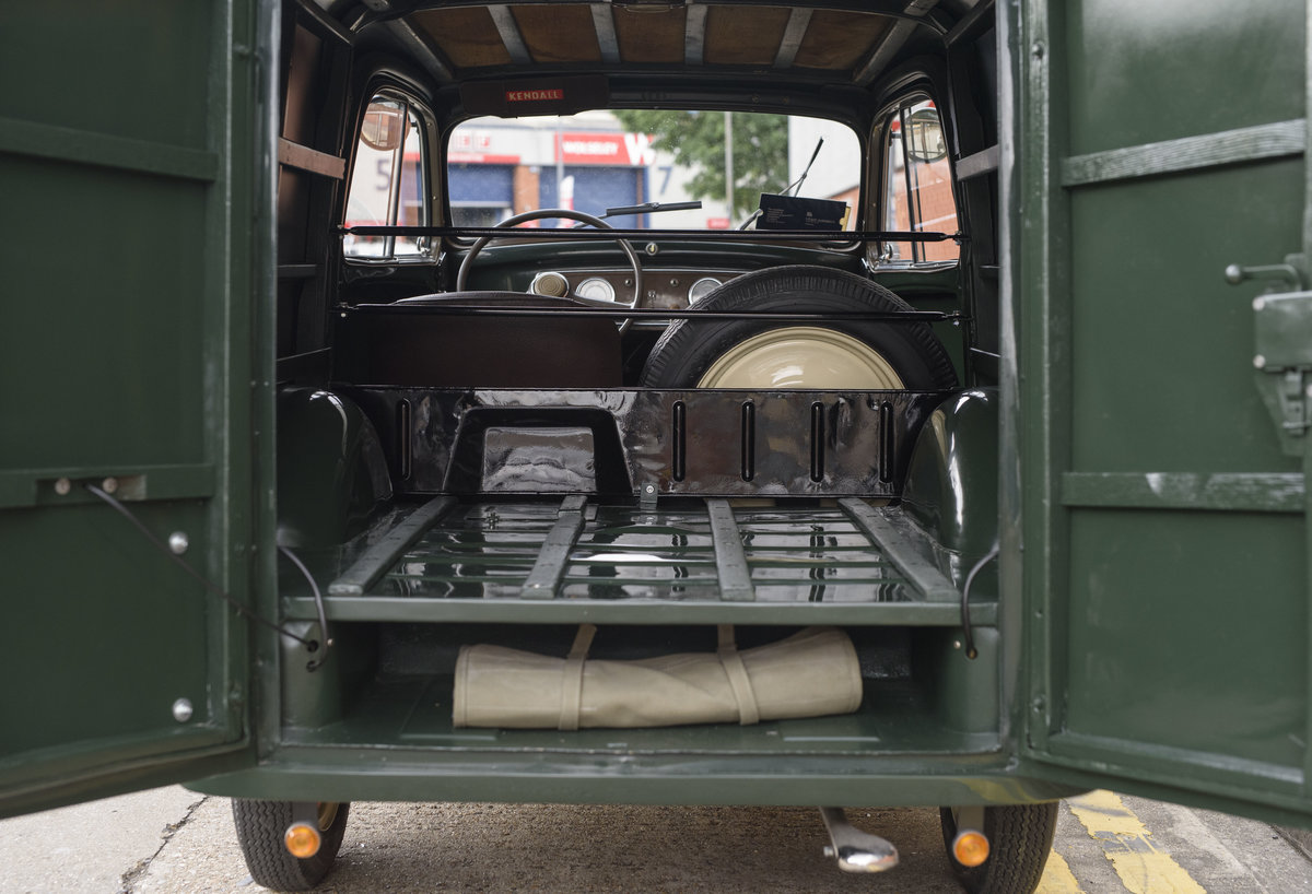 1954 Fiat 500 C Van (LHD) For Sale (picture 21 of 24)