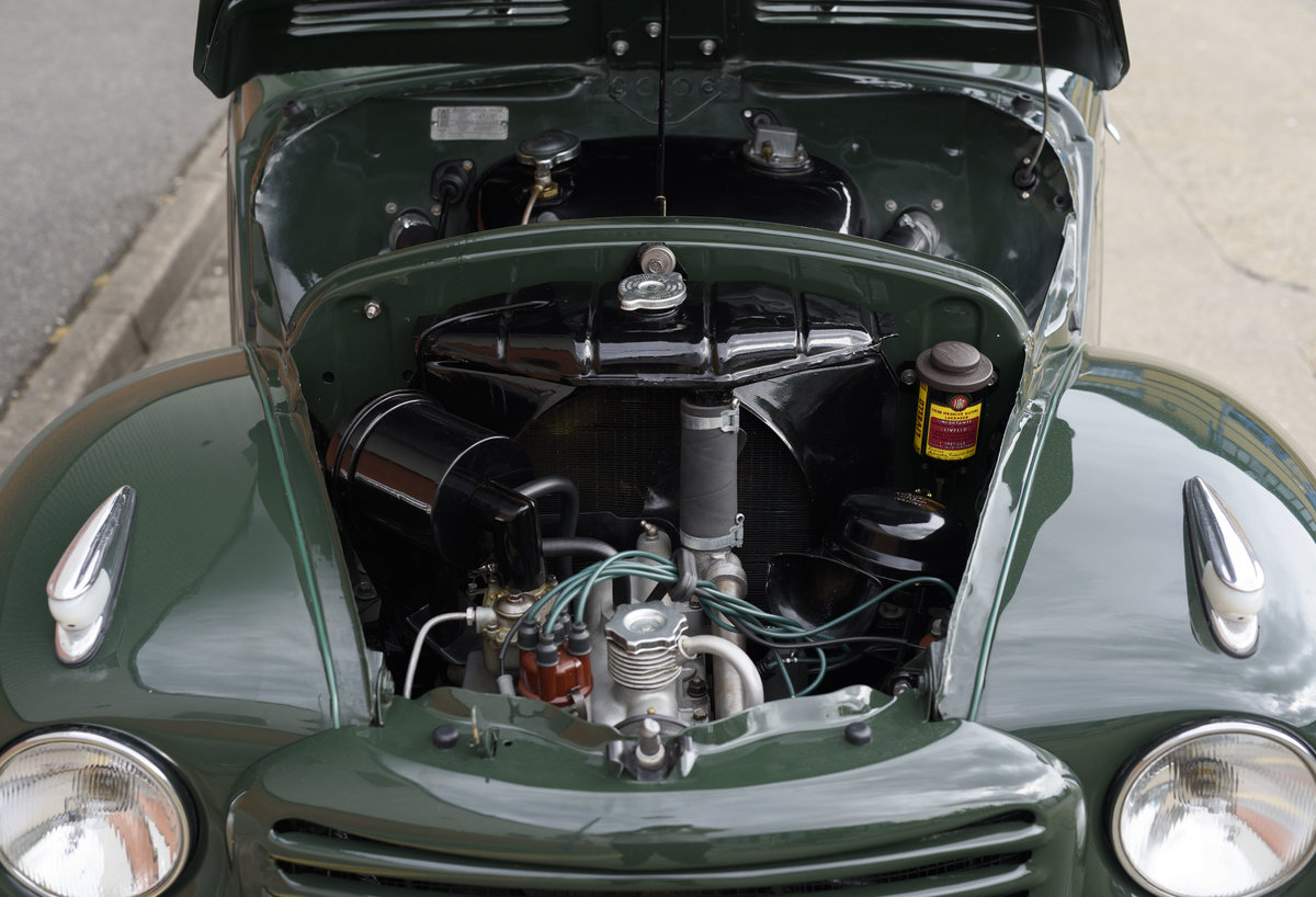 1954 Fiat 500 C Van (LHD) For Sale (picture 23 of 24)