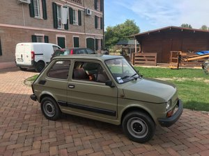 1980 Fiat 126 Personal 4 - Great Condition