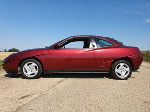 FIAT-COUPE-2-0-20V-1998-LOTS OF HISTORY For Sale