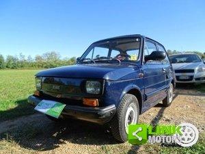 1977 Fiat 126 650 Personal TETTUCCIO Tela For Sale