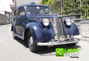 1948 Fiat 1100 C MUSONE ASI TARGA ORO For Sale