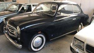 1953 Unique Fiat 1100 103 2 doors Carrozzeria Canta