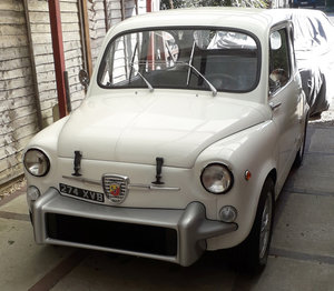 1962 Fiat Abarth 850 TC Tribute For Sale by Auction