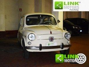 1966 Fiat 600 D OTTIMO STATO CONSERVATIVO