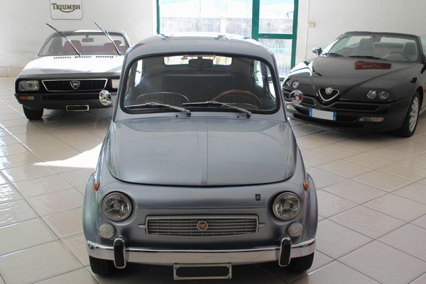 1971 Fiat 500 My Car Francis Lombardi with Roof close For Sale (picture 2 of 6)