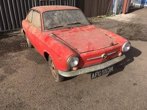 1966 Fiat 850 (LHD) For Sale by Auction
