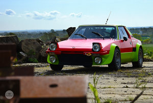 1974 Fiat X1/9 Group 4 Coupe - UK registered For Sale