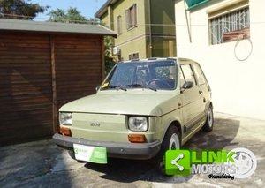 1981 Fiat 126 650 Personal 4 PERSONALIZZATA