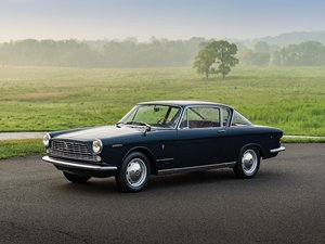 1964 Fiat 2300 S Coupe by Ghia For Sale by Auction