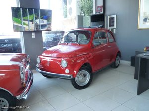 1968 FIAT 500 in an extremely good condition For Sale