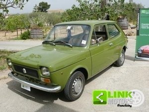 1973 Fiat 127 3p Certificata ASI For Sale