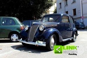 1947 Fiat 1100 E Musone,  restauro professionale