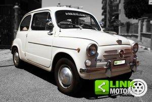 Fiat 600D 1964, Perfetta, iscritta ASI