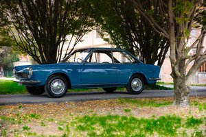 1967 Fiat 124 Sport Coupe - First Series - Time Warp!