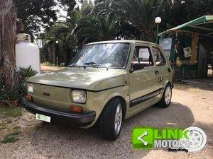 Fiat 126 Personal 4 1981 Restauro TOTALE