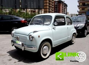 FIAT (TIPO 100) 600 (1958) - ASI For Sale