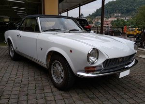 1972 Fiat 124 Spider 1.6 For Sale