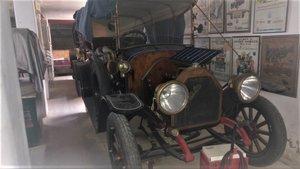 1912 Fiat type zero torpedo