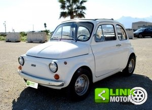FIAT 500R (1973) - RESTAURATA For Sale