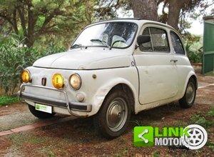 FIAT 500 L (1973) DA RESTAURARE