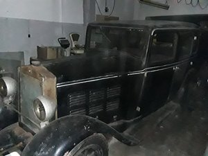 1926 Fiat 509 sedan